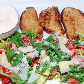 Stek salata
