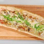 Vegeterijano sendvič