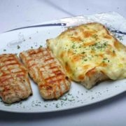 Turkey fillet with pastry
