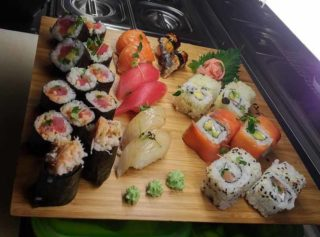Sensu set Fine Sushi Bar delivery