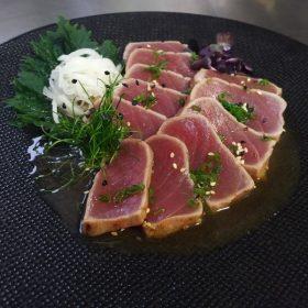 Tataki – tuna