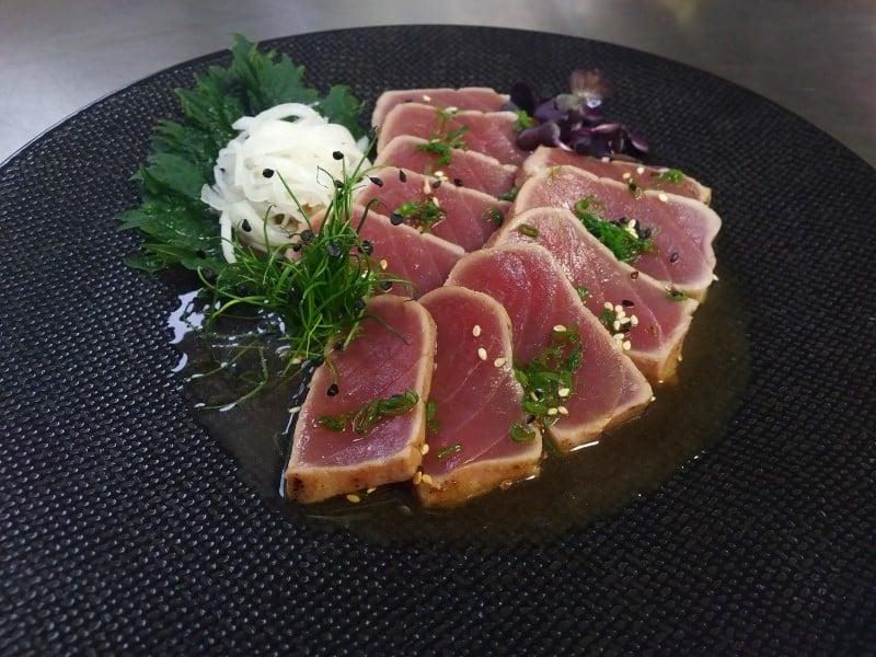 Tataki – tuna dostava