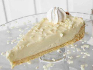 Tart beli dostava