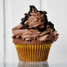 Cupcake crni