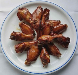 Smoked chicken wings Don Gedža delivery