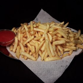 French fries 1kg delivery