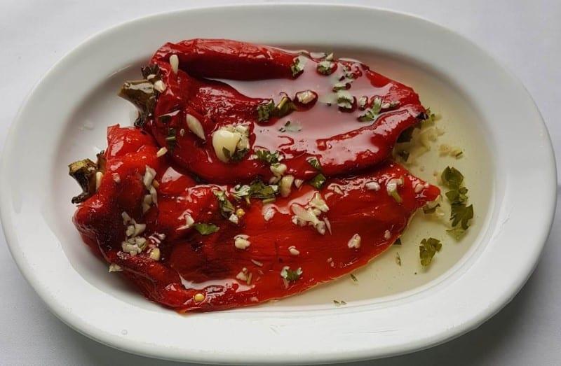 Pečena paprika dostava