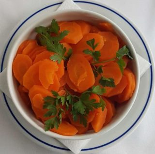 Boiled carrots Don Gedža delivery