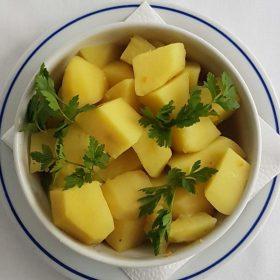 Bareni krompir dostava