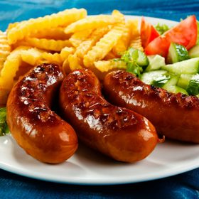 Dimljena kobasica obrok NOVO! dostava