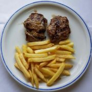 Medallions grilled