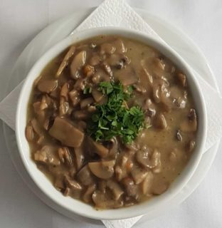 Mushrooms sauce Don Gedža delivery