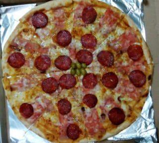 Diavola Di Marco pizza dostava