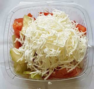 Shopska salata Daščara Restoran Beograd delivery