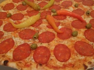 Pepperoni Italian job dostava