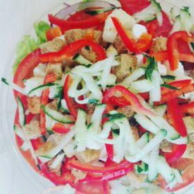 Summer meal salad