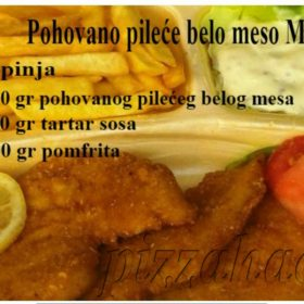 Chicken white meat MINI