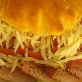 Sandwich proschiutto classic