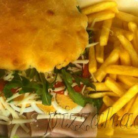 Special ham sandwich
