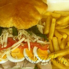 Special sandwich pechenitza
