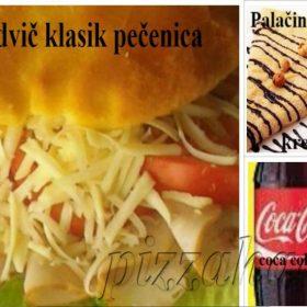 Super meal sandwich pechenitsa classic