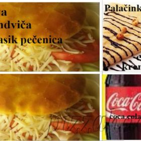 Super meal sandwich pechenitsa classic for two people