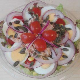 Tuna meal salad