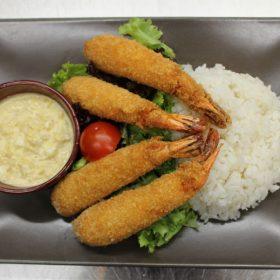 Ebi-fry shrimp delivery