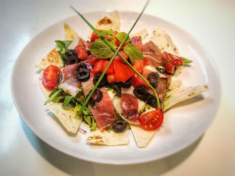 Italiana salata dostava