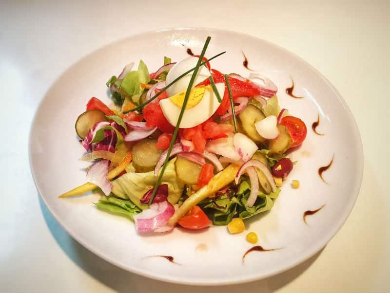 Meksiko salata dostava