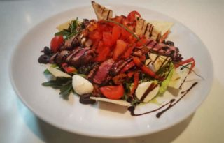 Royal Garden salad Garden food & bar delivery