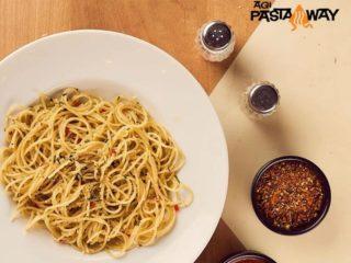 Aglio e olio Agi Pasta Maksima Gorkog delivery