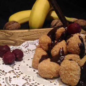 Gnocchi dolci con nutella dostava