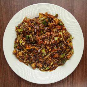 Piletina sa brokolijem i povrćem