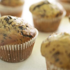 Muffin čoko