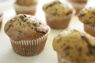 Choco muffin GlutenNo delivery