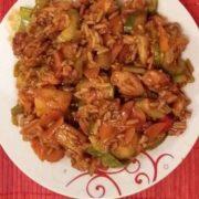 Kung Pao piletina