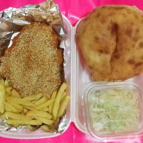 Piletina susam porcija