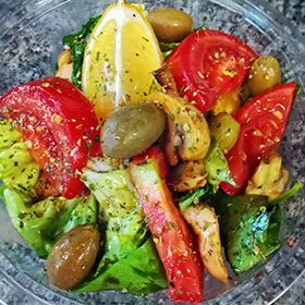 Bambola salata