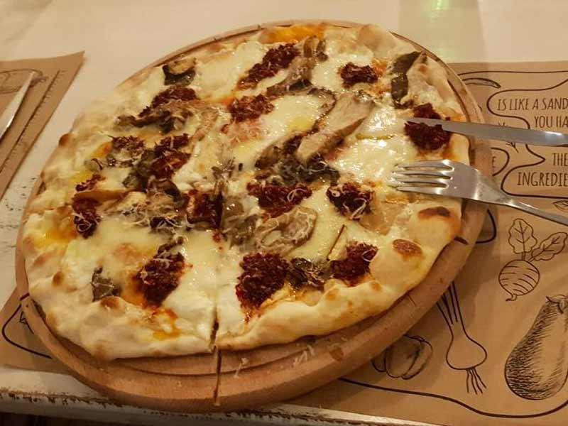 Calabrian pica dostava