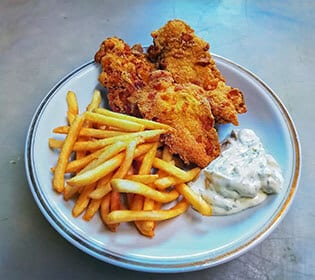 Crunchy piletina dostava
