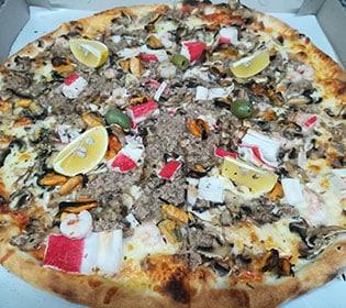 Frutti di Mare Bambola pizzeria dostava