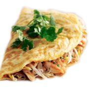 Omelette pecenitza