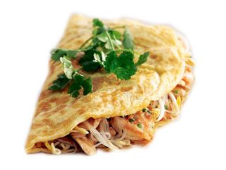 Omelette pecenitza delivery