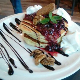 Pancakes dostava