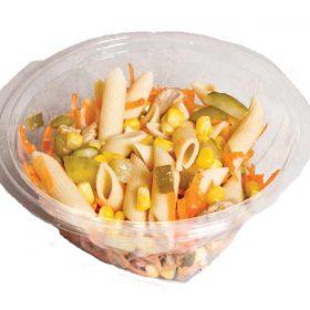 Salad pasta - tuna