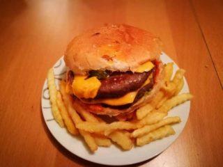 Dupli čizburger dostava