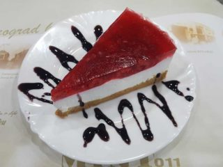 Cheese cake delivery