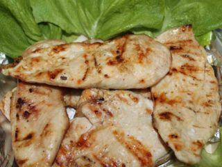 Chicken breast in marinade dostava