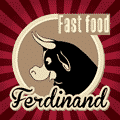Ferdinand fast food food delivery CENTER - Stari Grad